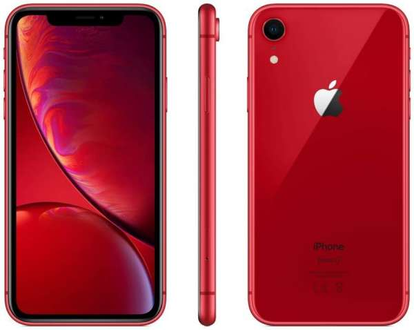 Apple iPhone XR 128GB Schwarz (Generalüberholt)