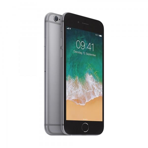 Apple iPhone 6S 64GB - spacegrau - ohne Simlock - 12 Mon. Gewährleistung