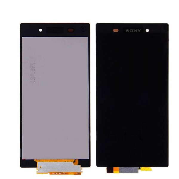 Display für Sony Xperia Z1 D6902 D6903 LCD in schwarz black inkl. Werkzeugset