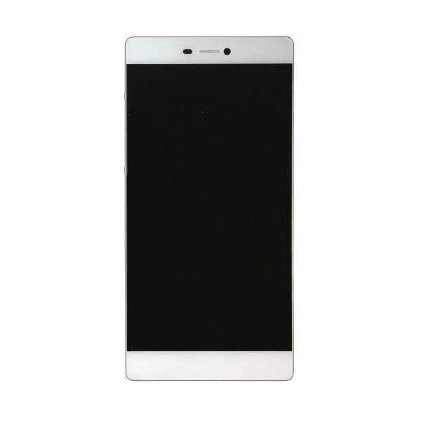 Display für Huawei Ascend P8 LCD Touchscreen in weiß inkl. Werkzeugset