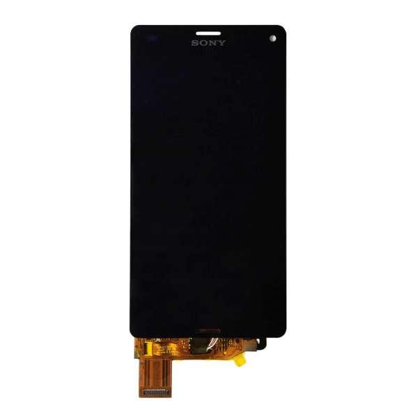 Display für Sony Xperia Z3 Compact Mini D5803 D5833 LCD in schwarz black inkl. Werkzeugset