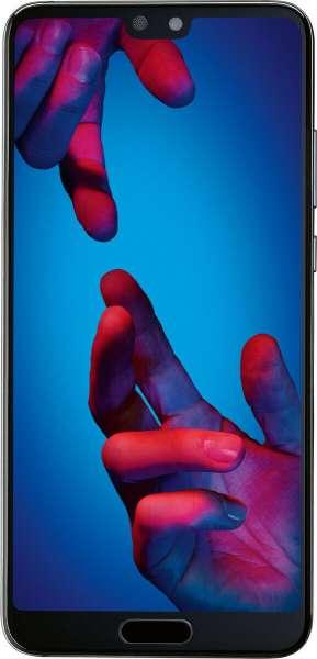 Huawei P20 64GB Dual-SIM EML-L29 schwarz black