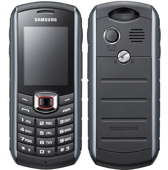 Samsung Xcover GT-B2710 Schwarz Simlockfrei Original Outdoor Handy