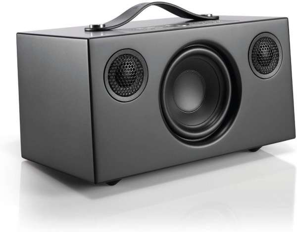 Audio Pro Addon C5 Bluetooth Lautsprecher WLAN WiFi Multiroom-System schwarz