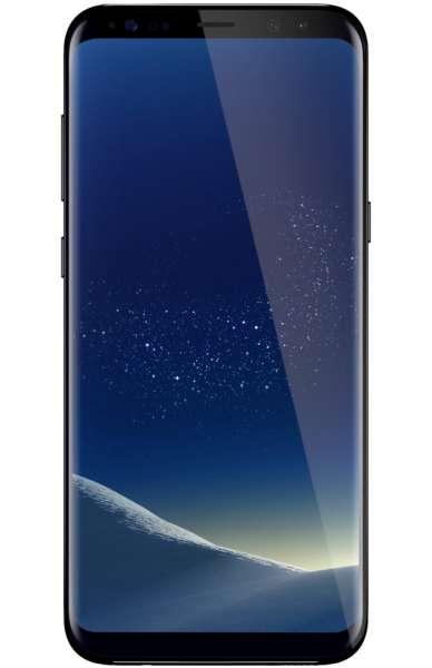 Samsung Galaxy S8+ Plus SM-G955F 64GB Midnight Black Schwarz Ohne Simlock NEU