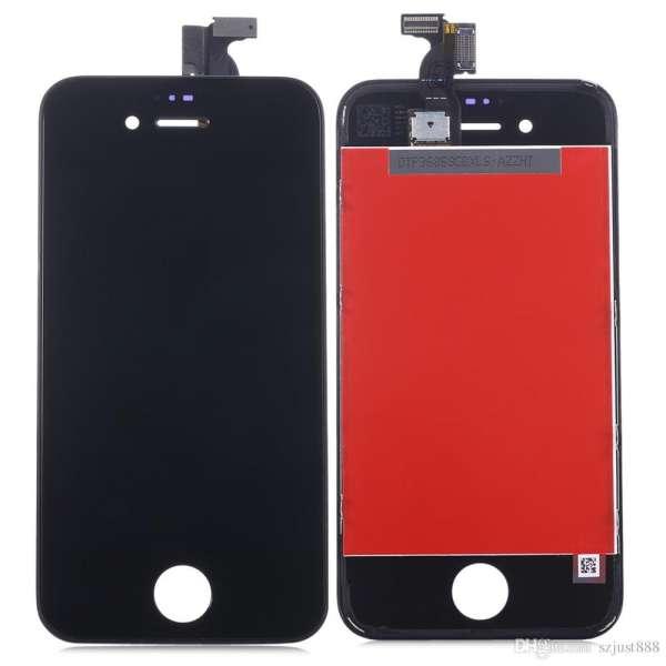 Display für Apple iPhone 4 4G LCD in schwarz inkl. Werkzeugset