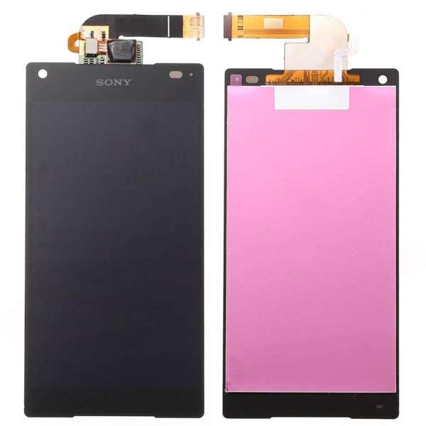 Display für Sony Xperia Z5 Compact Mini E5803 E5823 LCD in schwarz black inkl. Werkzeugset
