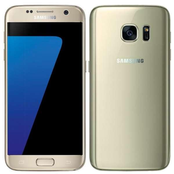 Samsung Galaxy S7 32GB SM-G930F Gold Platinum Ohne Simlock NEU