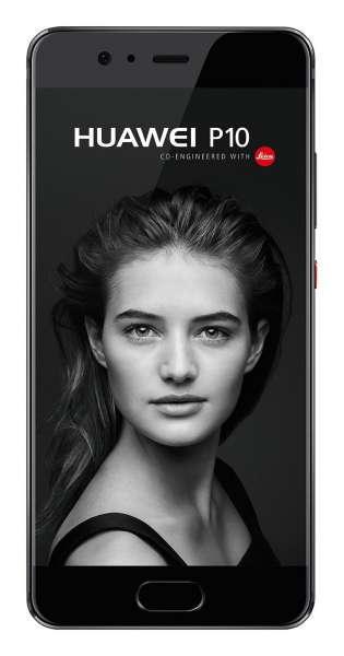 Huawei P10 32GB VTR-L09 LTE Graphite Black Schwarz Ohne Simlock NEU