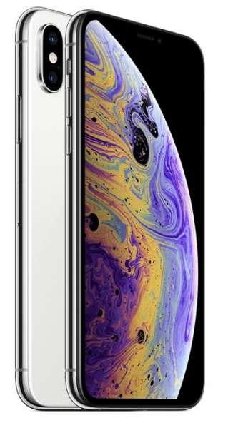 Apple iPhone XS Max 64GB silber (Generalüberholt)