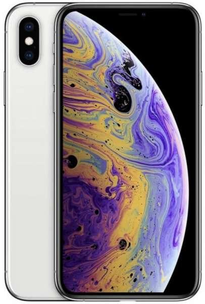 Apple iPhone XS MAX 64GB Silber MT512ZD/A ohne Simlock NEU