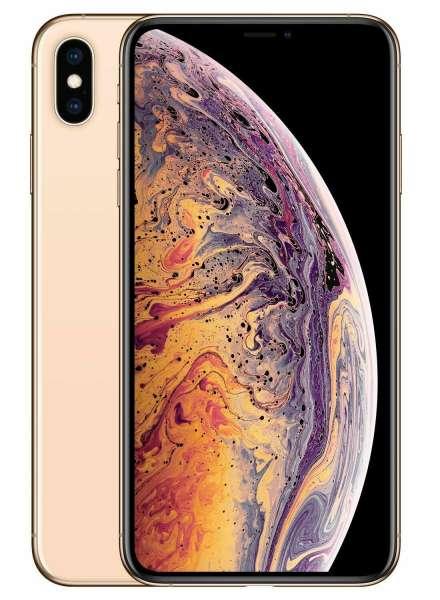 Apple iPhone XS Max 64GB gold (Generalüberholt)
