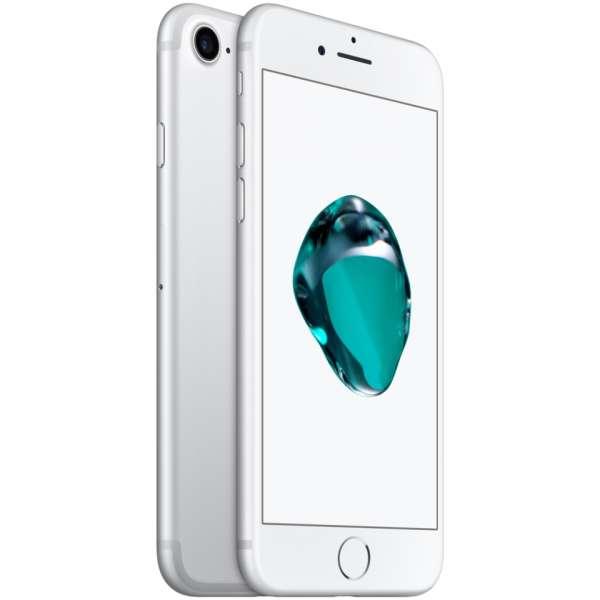 Apple iPhone 7 32GB Silber (Generalüberholt)