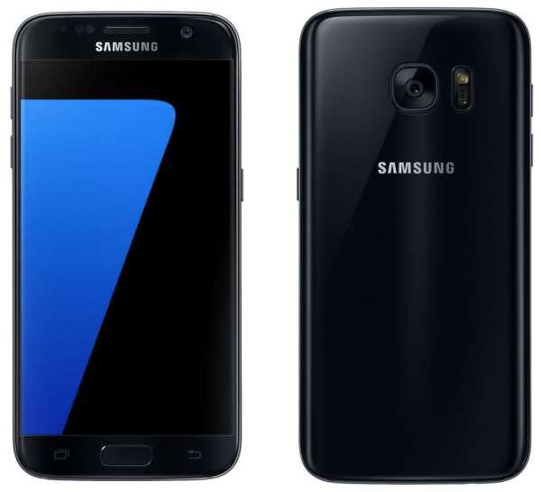 Samsung Galaxy S7 32GB SM-G930F Black Onyx schwarz Ohne Simlock NEU