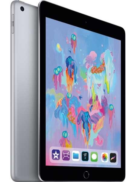 Apple iPad 6. Gen. (2018) 128GB Spacegrau Space Grey Wi-Fi WLAN MR7J2FD/A NEU