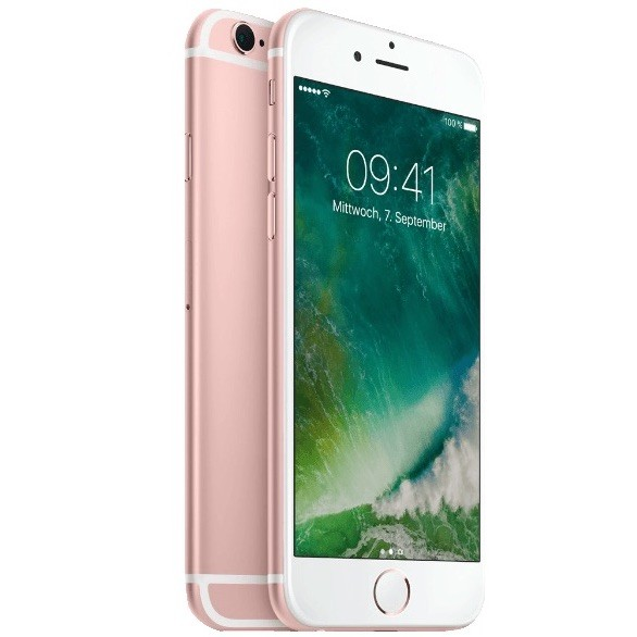 Apple iPhone 6S 64GB rosegold rose - simlockfrei