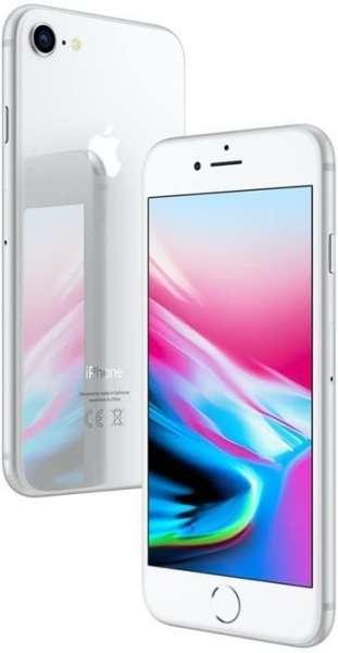 Apple iPhone 8 64GB Silber (Generalüberholt)