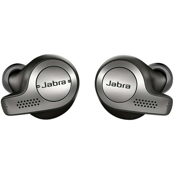 JABRA Elite 65t, In-ear, True Wireless Kopfhörer, Schwarz