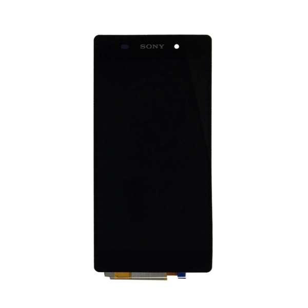 Display für Sony Xperia Z2 D6502 D6503 LCD in schwarz black inkl. Werkzeugset