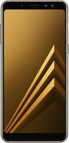Samsung Galaxy A8 DUOS (2018) SM-A530F/DS 32GB gold