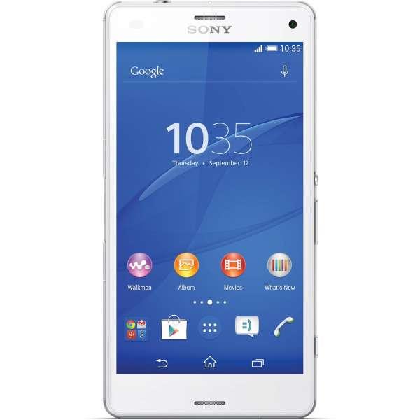 Sony Xperia Z3 compact 16GB weiß