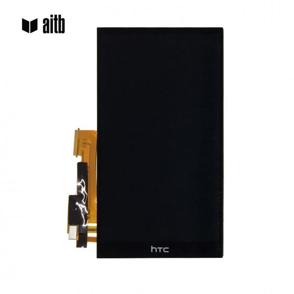 Premium Smartphone Display für HTC M9, schwarz