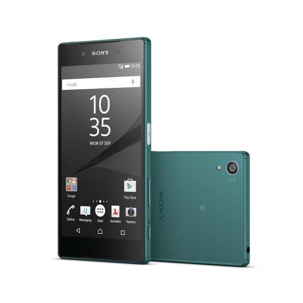 Sony Xperia Z5 grün