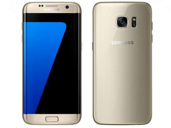 Samsung Galaxy S7 Edge 32GB SM-G935F Gold Platinum Ohne Simlock NEU