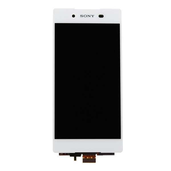 Display für Sony Xperia Z3 Plus Z4 D6553 LCD in weiß white inkl. Werkzeugset