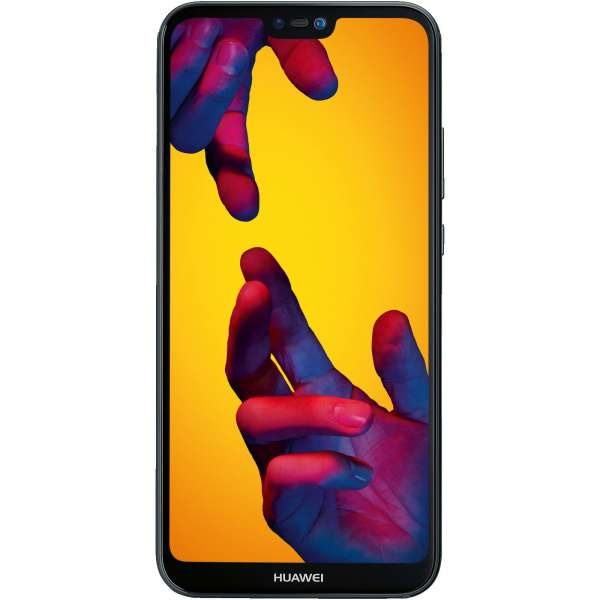 Huawei P20 lite 64GB Dual-SIM ANE-LX1 Midnight Black schwarz Ohne Simlock NEU