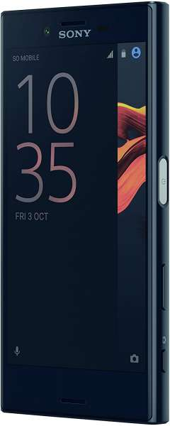 Sony Xperia X Compact 32GB F5321 23MP schwarz