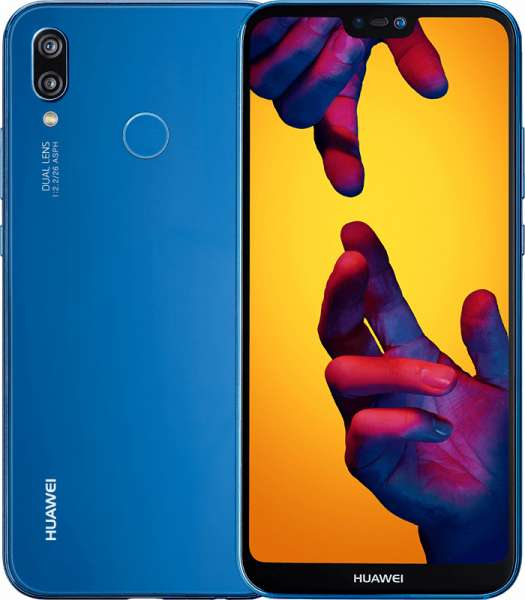 Huawei P20 lite 64GB Dual-SIM ANE-LX1 blau