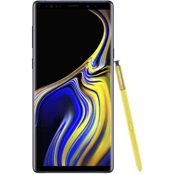 Samsung Galaxy Note 9 SM-N960F/DS 128GB Ocean Blue Blau Ohne Simlock NEU